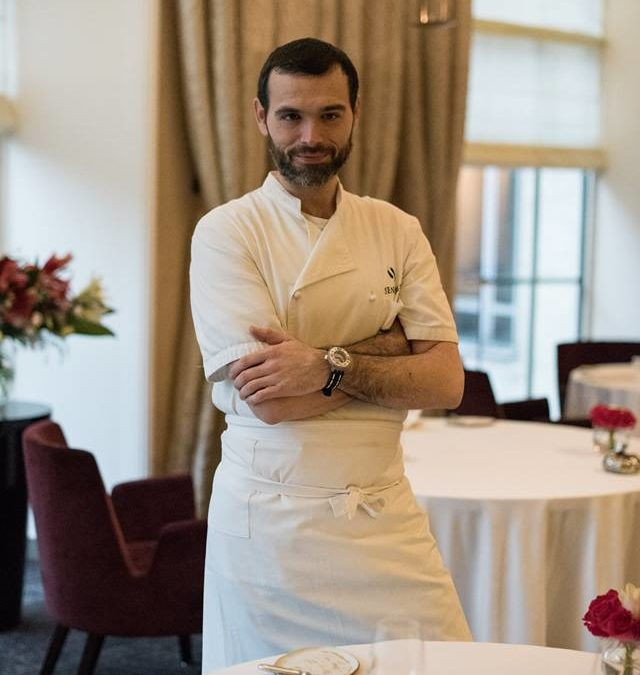 I nostri chef: Andrea Camastra
