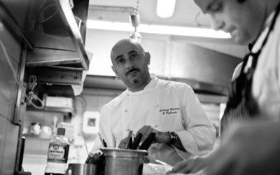 I nostri chef: Anthony Genovese