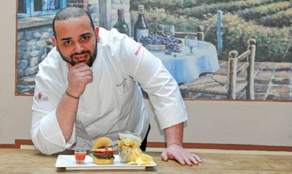 I nostri chef: Carmelo Sciarrabba