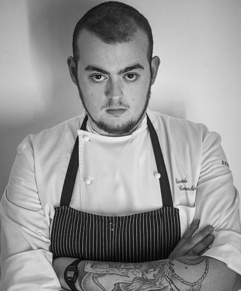 I nostri chef – Davide Caranchini