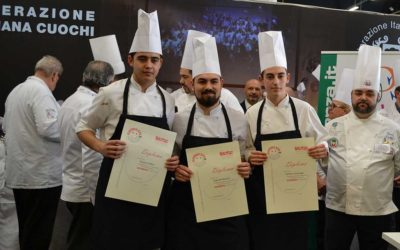 Ristorexpo Young Generation – giovani chef crescono