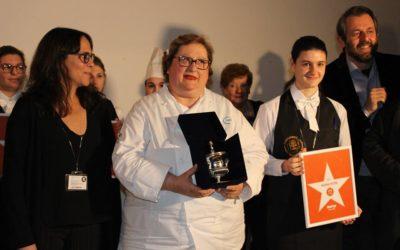 Valeria Piccini: Premio alla Carriera RistorExpo 2019
